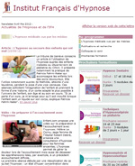 newsletter avril 2012