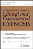 International journal of clinical hypnosis