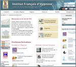 Nouveau site de l'IFH
