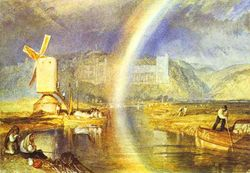 William_Turner._Arundel_Castle,_with_Rainbow._250