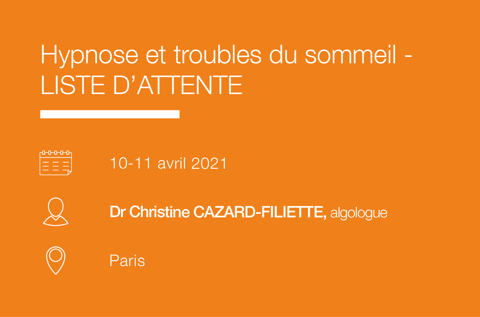 Formation Seminaire Troubles-sommeil-hypnose-IFH
